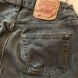 Levis 501 Vintage